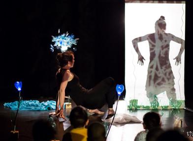 LULLABY BYLULLA spectacle musical et dansé jeune public à partir de 2 ans