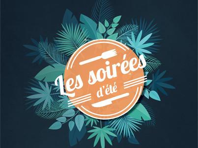 LES SOIREES D'ETE