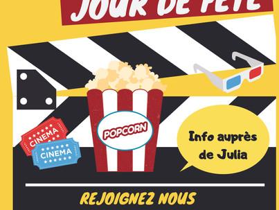 APPEL A BENEVOLES POUR JOUR DE FETE - Groupe décoration
