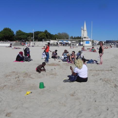 Sortie à la Rochelle