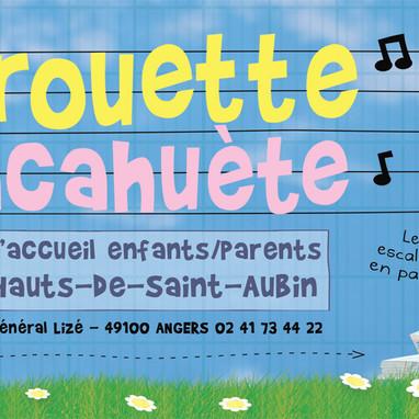 Le Lieu d'Accueil Enfant Parent (au relais Mairie des HSA)