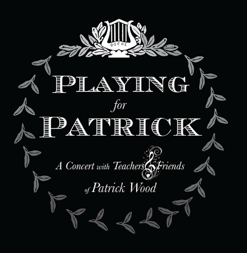 Playing for Patrick CD