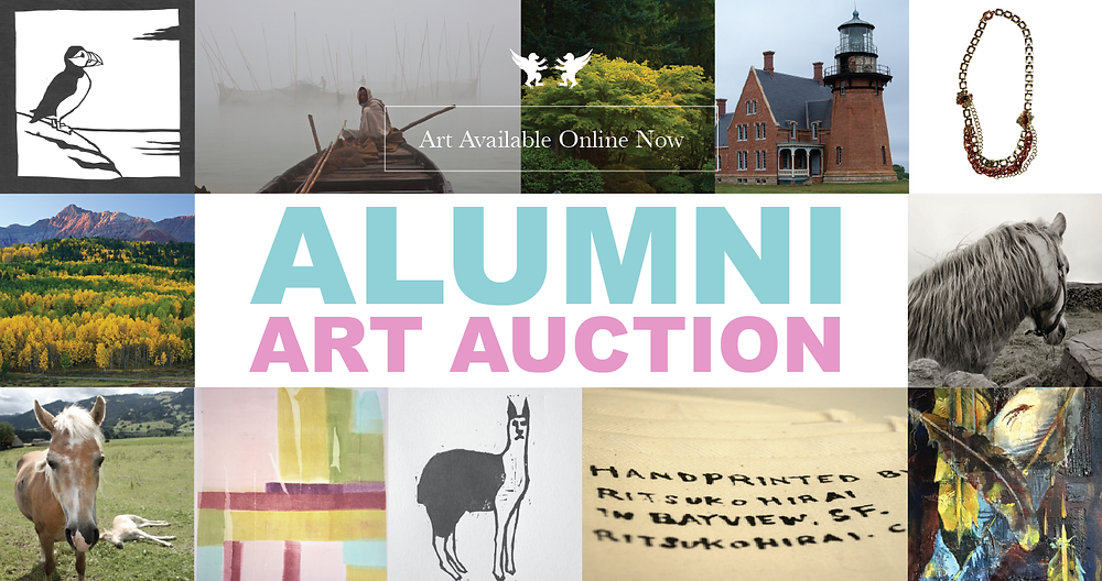 Alumni Art Show Now Available Online
