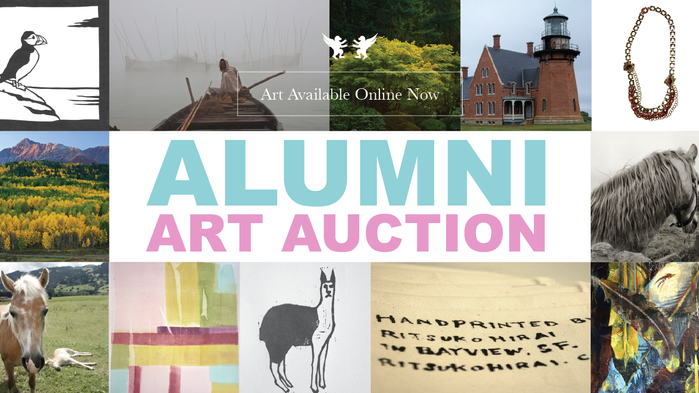 Alumni/ae Art Show Now Available Online