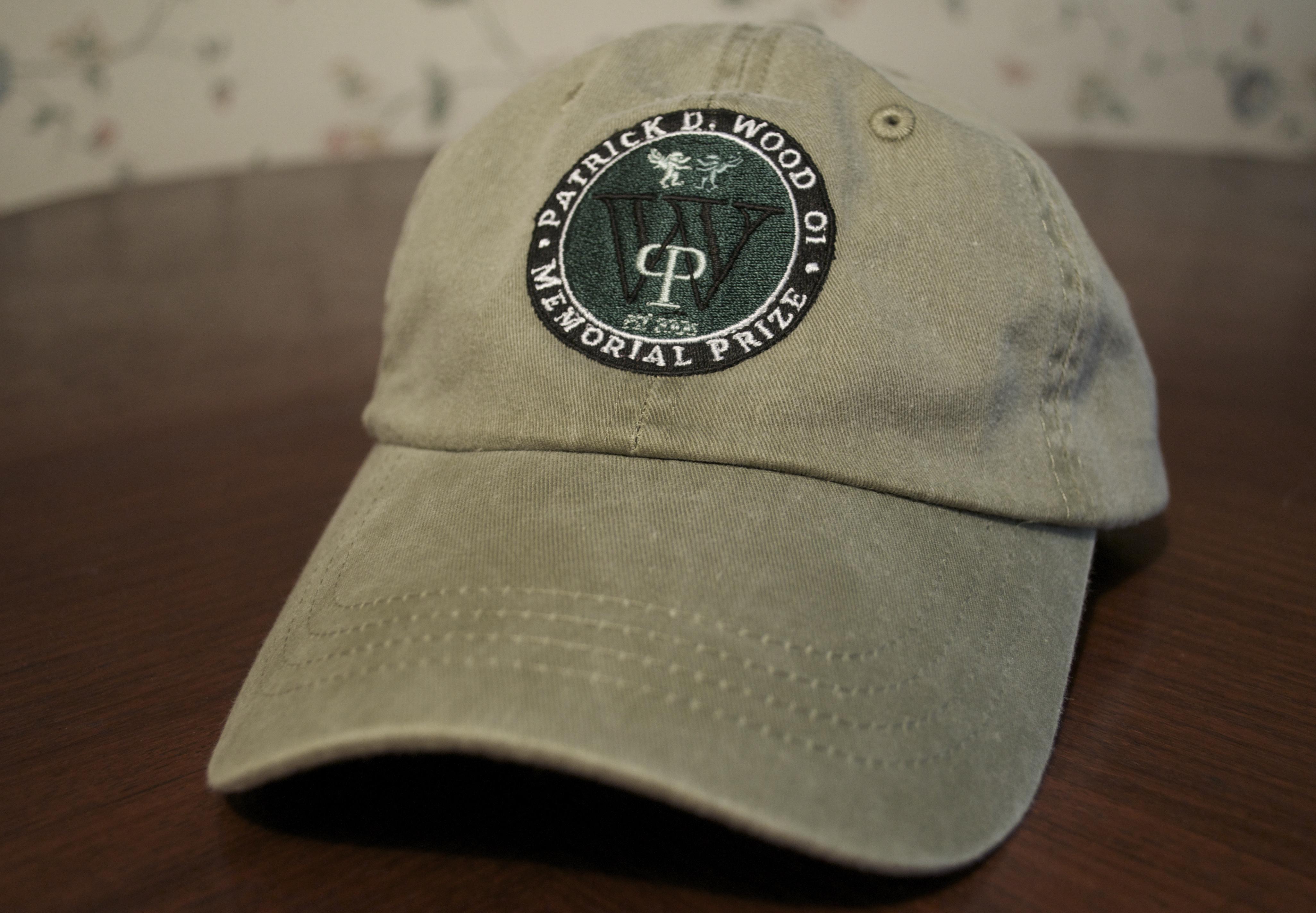 PAT WOOD HAT
