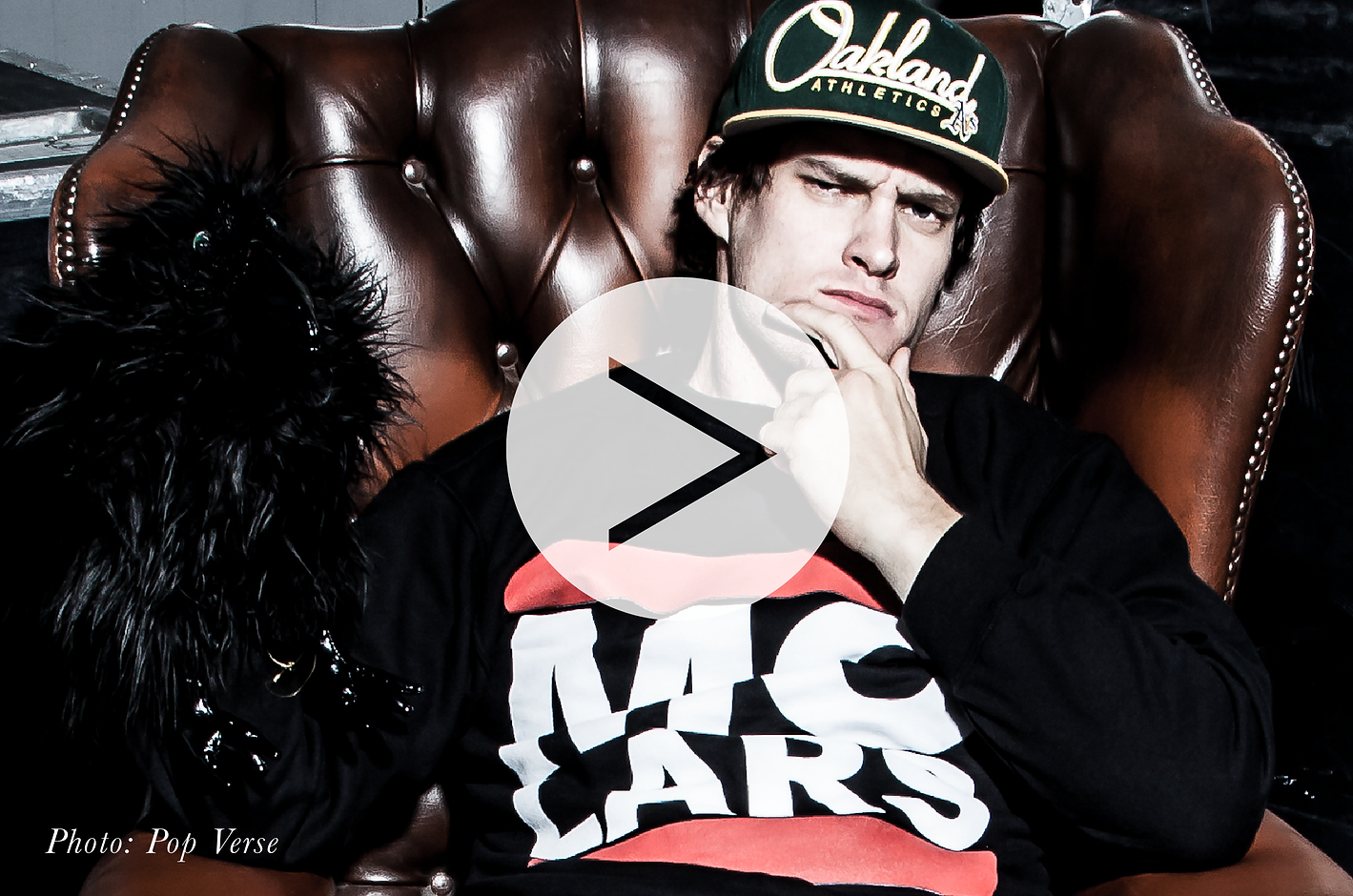 "MC Lars - ""Twenty-Three"" Music Video"