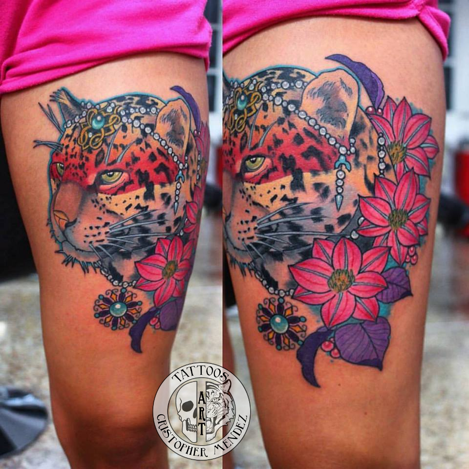 Tattoo by Cristopher Mendez