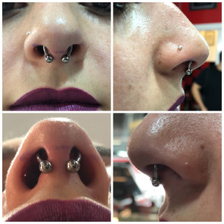 Septum Piercing Valencia