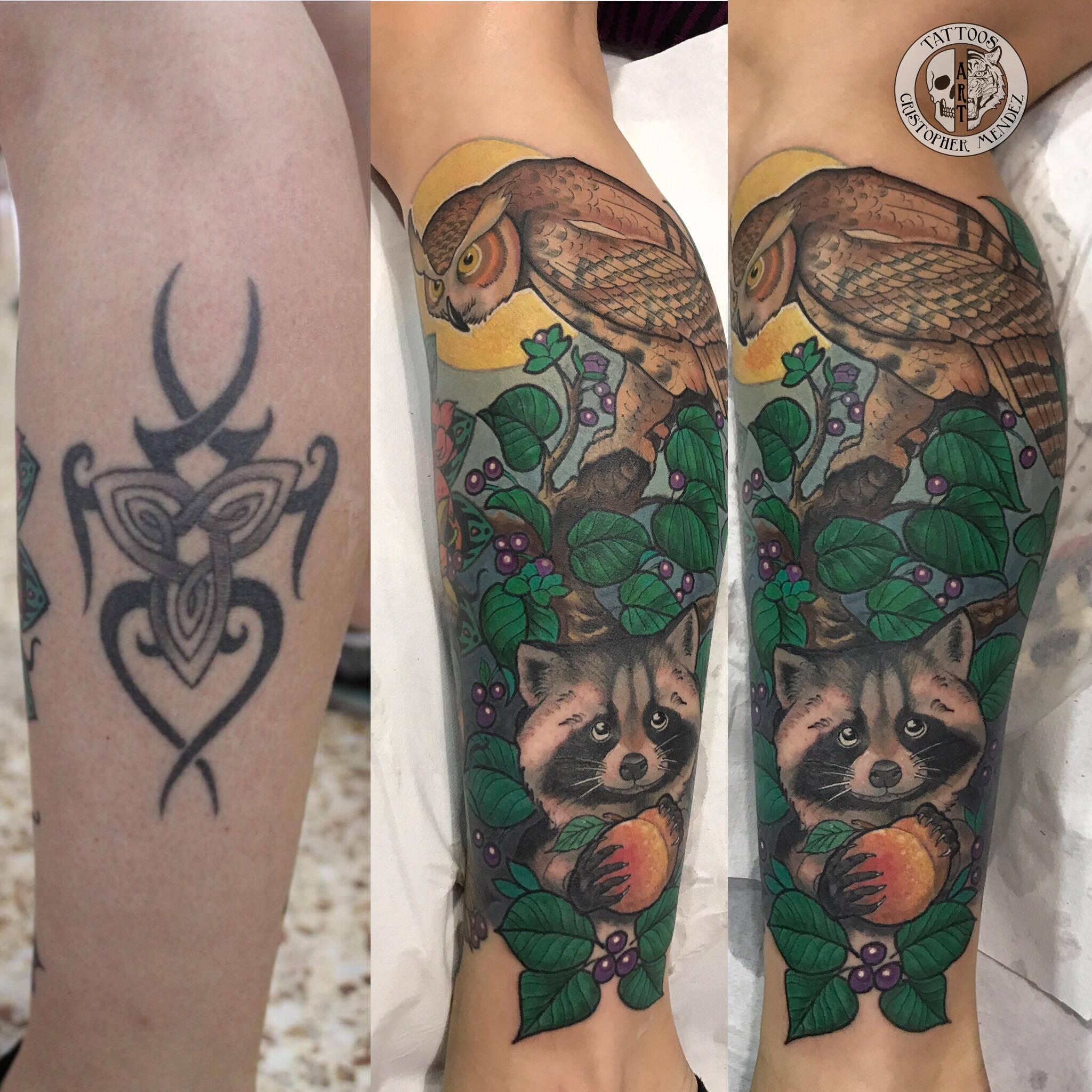 Tatuaje de Cristopher Mendez