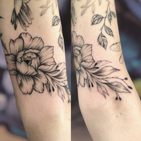 Tatuaje realizado por Jordi Martinez