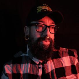 Jordi Martinez, artista residente de Morning Glory Tattoo & Gallery