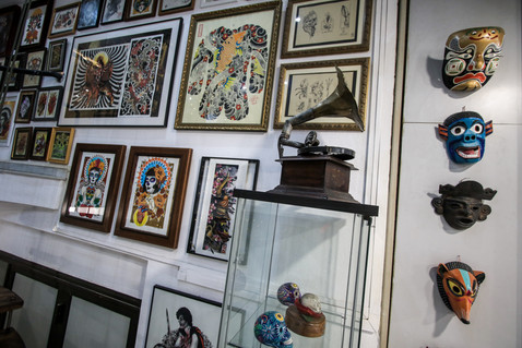 Morning Glory Tattoo & Gallery