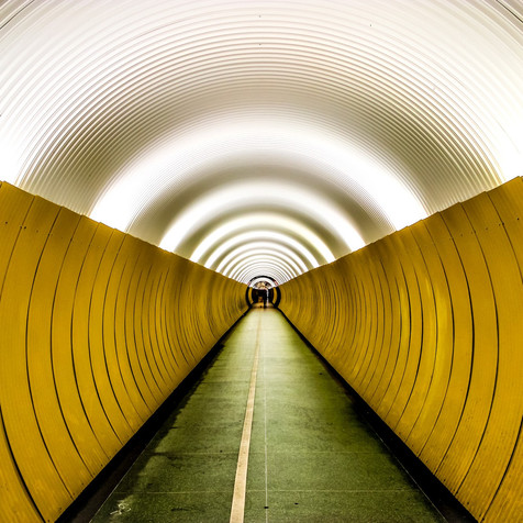 Tunnelblick in Stockholm