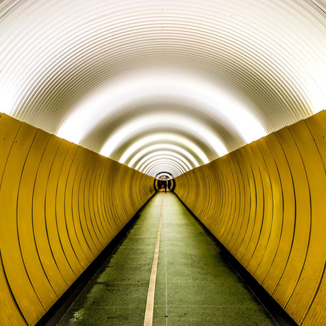 Tunnelblick in Stockholm