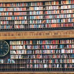 Stadtbibliothek in Stockholm