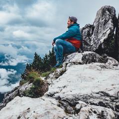 Ich im Berchtesgadener Land