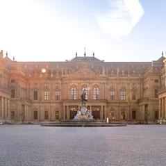 UNESCO Weltkulturerbe: Die Residenz in Wü