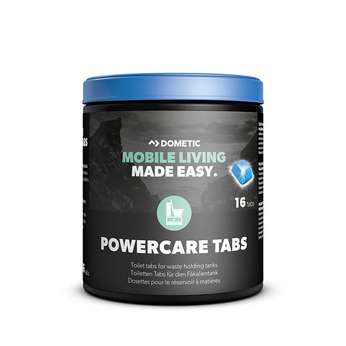 Powercare Tabs 16pcs