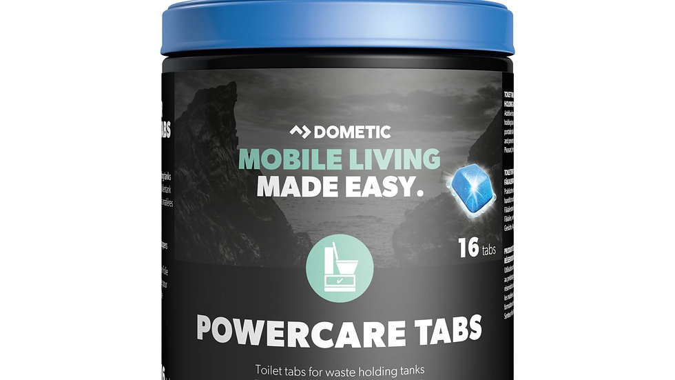 Dometic Powercare Tabs 16pcs