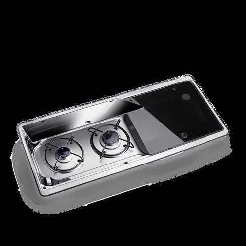 Combi Hob & Sink 9722 R