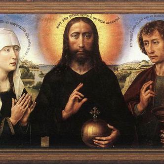 Le Triptyque de la famille Braque ou l'apothéose de l'harmonie