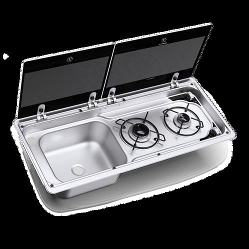 Combi Hob & Sink  9722 L