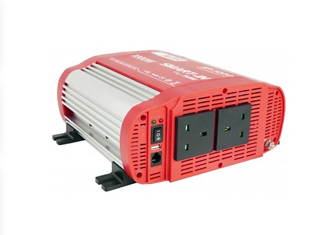 NDS Smart Inverter Pure Sine Wave: 12V / 1000W