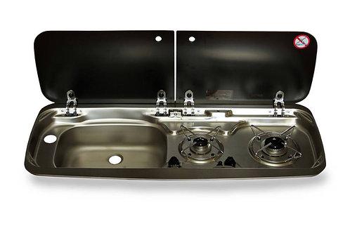 Combi Hob & Sink 9222 L