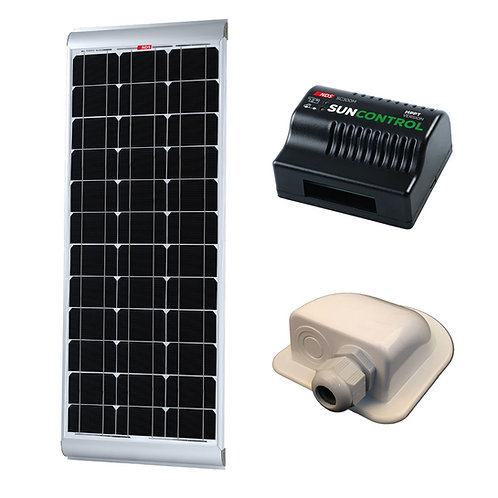 NDS 120W Solar Panel Kit