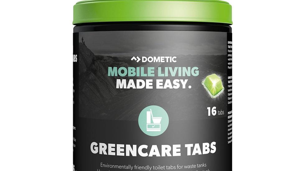 Dometic Greencare Tabs 16pcs