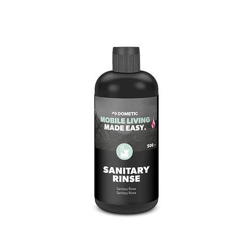 Sanitary Rinse