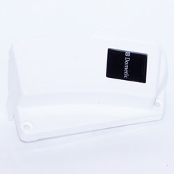 COVER CAP BACK PANEL RIGHT (WHITE) 4470000067