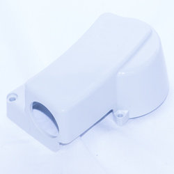 COVER CAP BACK PANEL LEFT (ANODISED) 4470000117