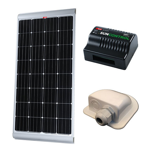 NDS 150W Solar Panel Kit