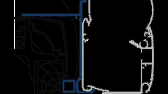 Dometic PW - Adapter Laika Ecovip