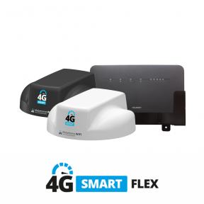 Motorhome Wifi 4G Flex