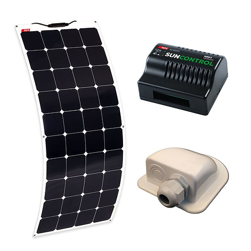 NDS 150W Flexible Solar Panel Kit