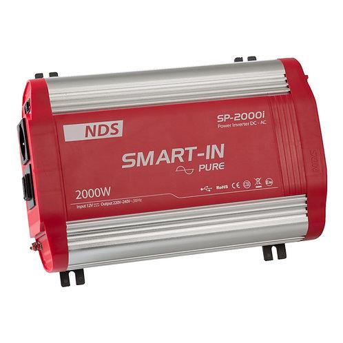NDS Smart Inverter Pure Sine Wave: 12V / 2000W