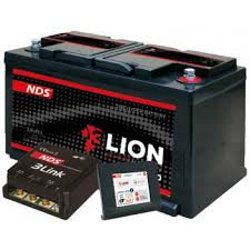 NDS 3L-100B 100ah Lithium Battery inc 100A BMS