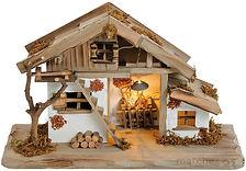 casa madera belen con iluminacion led.jp
