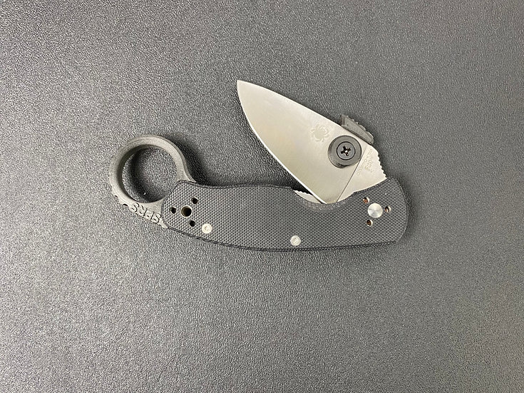 DSR SPRS for Spyderco PERSISTENCE (Knife and THORN Not Included)