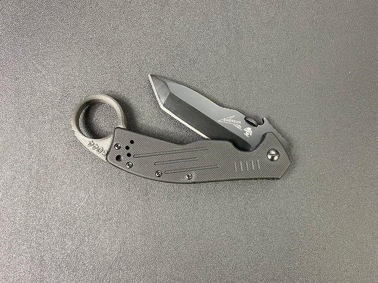 DSR 6044 CF (CQC-8K) (Knife Not Included)