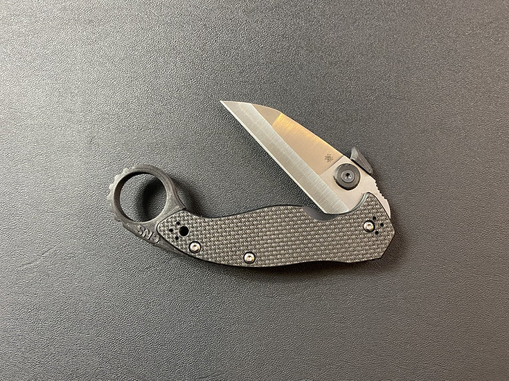 DSR CNS (Fits Spyderco CANIS, Knife and THORN Not Include