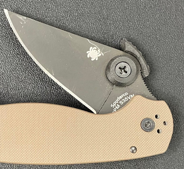 THORN PM3 (Fits Spyderco PARAMILITARY 3, Knife and DSR Not Included)