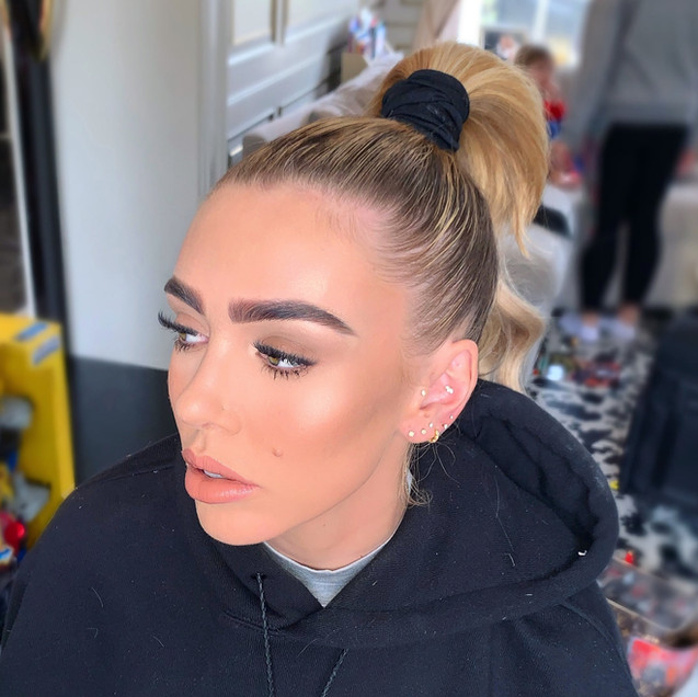 Petra Ecclestone Makeup by Selina Bassi