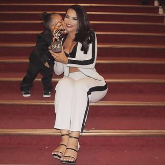 Lateysha Grace MTV Make Up By Selina Bas