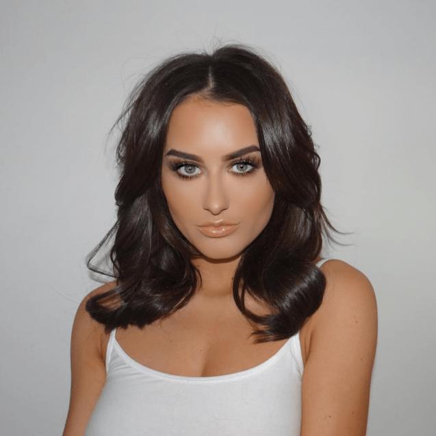 Amber Davies Makeup by Selina Bassi