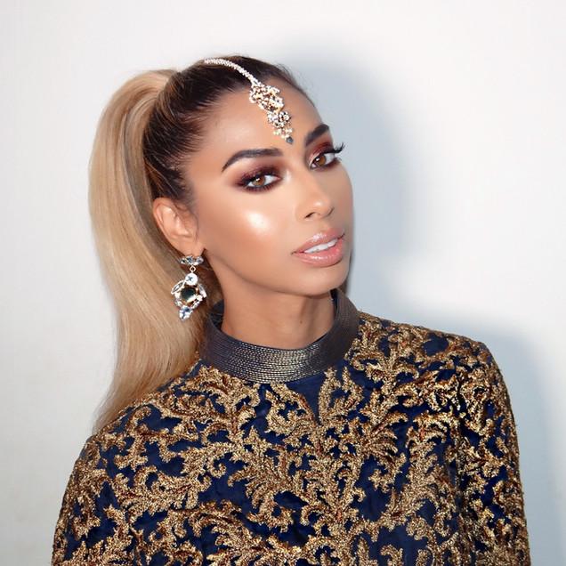 Make-up Artist London - Selina Bassi