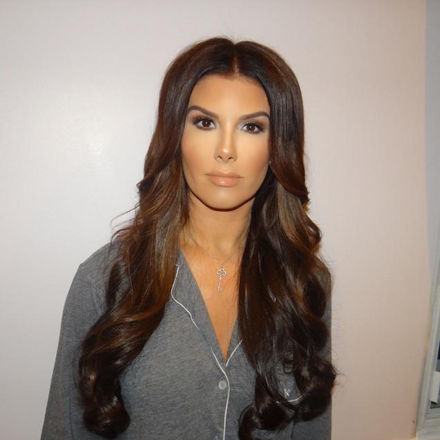 Becky Vardy Makeup by Selina Bassi
