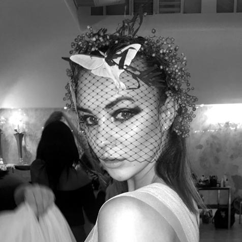 Fashion Show Makeup Artist Selina Bassi